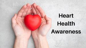 Heart health awareness
