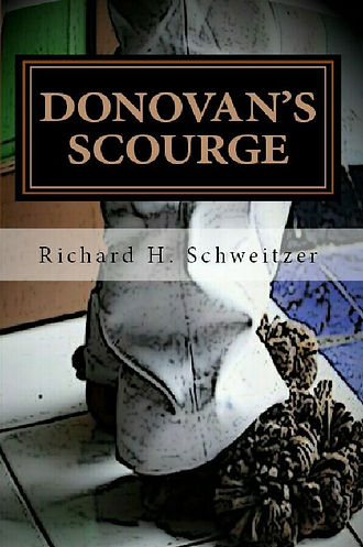 Donovan's Scourge cove art
