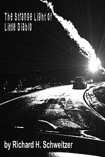 The Strange Light of Little Diablo cover art