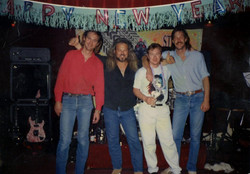 Stiff Kitty Pete Travis Richard Dave