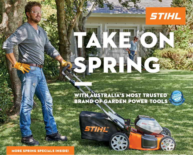 Stihl Spring Catalogue