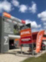 Brisbane Mower Centre shop front 7 days