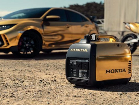Honda Celebrates a Golden 50 Years in Australia