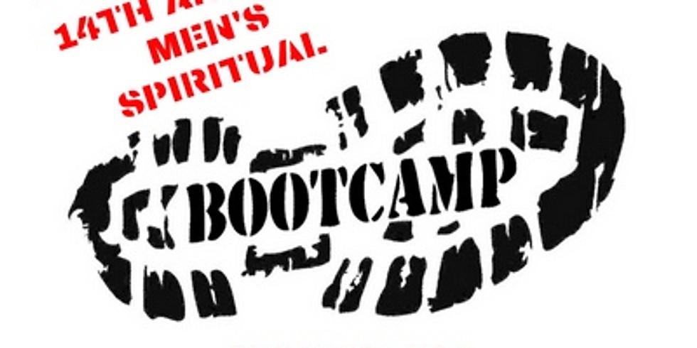 14th Annual Men's Spiritual Boot Camp