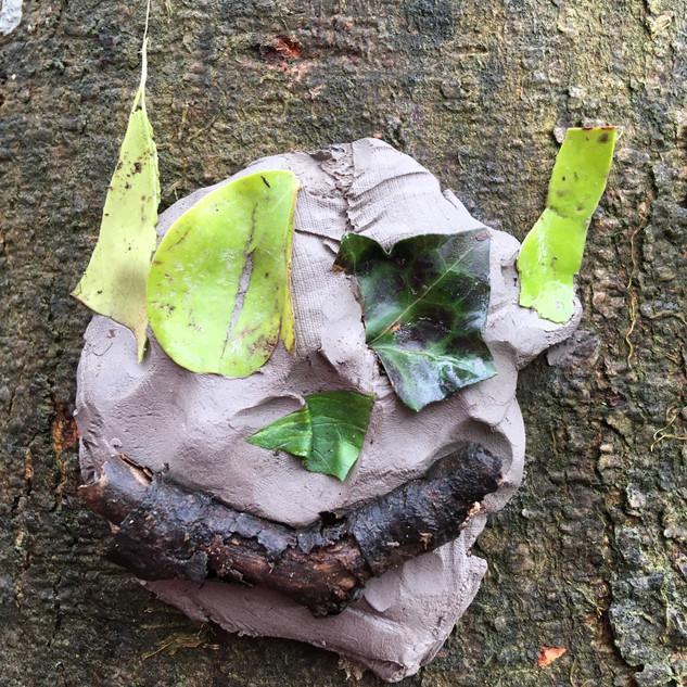 Clay Tree Art