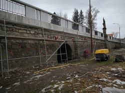 Oprava historického mostu Sedlec - Prčice