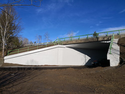 Železobetonový most 3-069 Doubí u Tábora