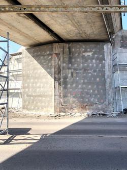Kompletní oprava mostu Duchcov