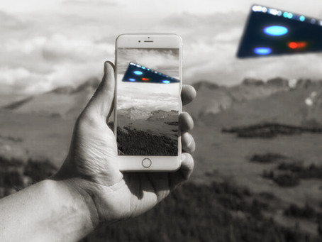 """Not everything is """"Unidentified""""  Some Apps for debunking UFOs"""