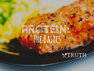 Protein: The Basics