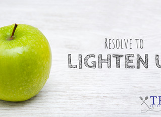Resolve to Lighten Up
