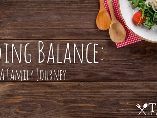 Finding Balance: A Family Journey