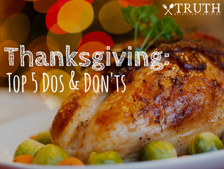 Thanksgiving: Top 5 Dos & Don'ts