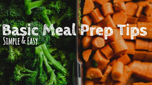 Basic Meal Prep Tips