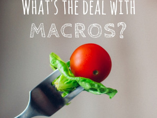 What's the deal with macros?