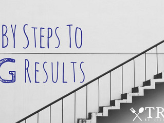 5 Baby Steps to Big Results