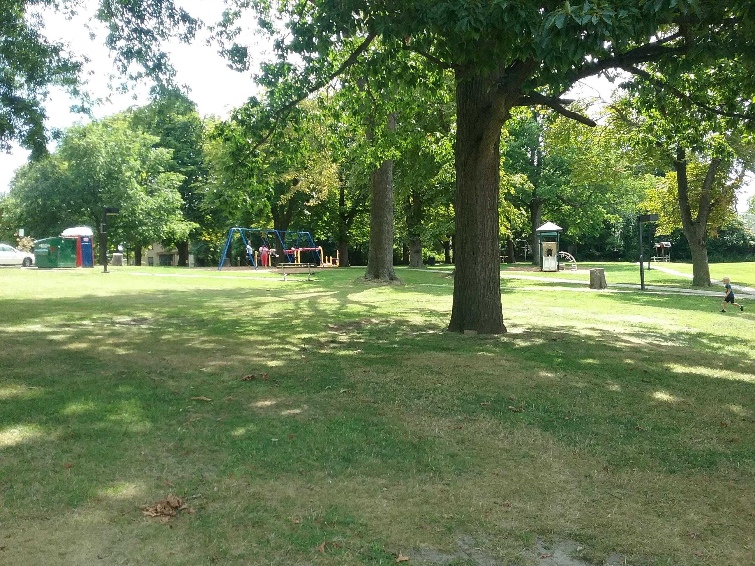 Playground - Bayne Park