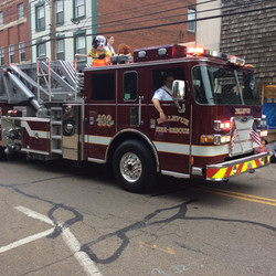 Fire Rescue 150