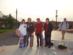 Bayne Skate Plaza Event