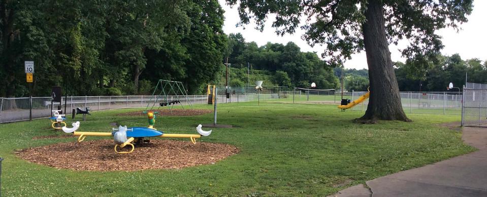 Playground Memorial Park