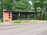 Bragdon Shelter Bellevue Memorial Park PA
