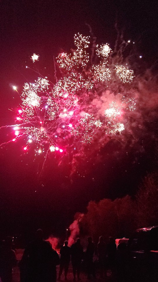 2020 Firework event