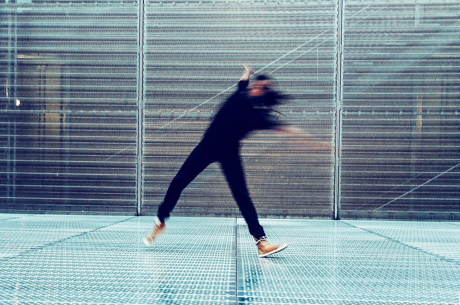 Célia coquard cours de danse en ligne