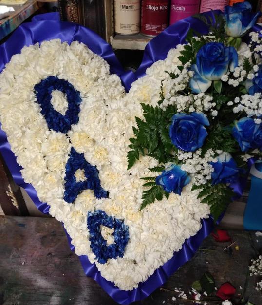 RH19 - DAD HEART