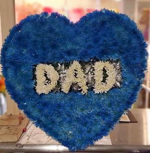 RH67 - DAD HEART