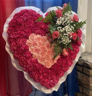 RH41 - HEART WITHIN A HEART