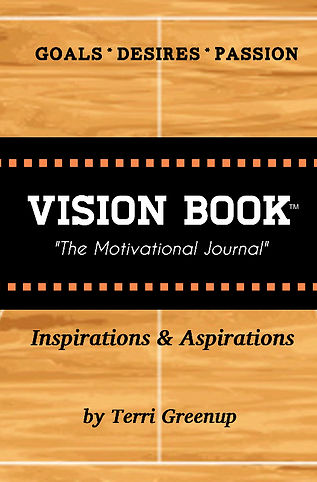 Basketball court vision book