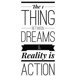 T3D Dream Quote