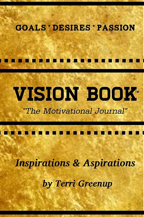 Vision Book© {Motivational Journal}