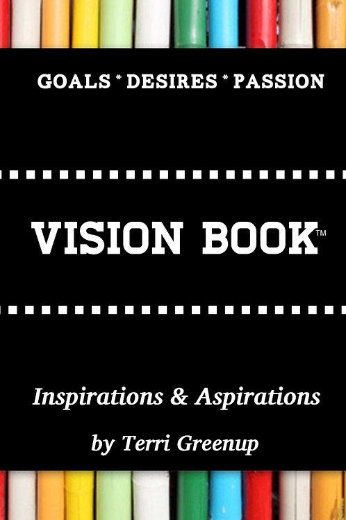 Original Vision Book© {Motivational Journal}