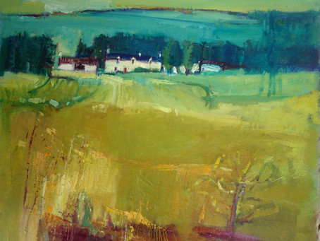 Painting the West Coast - An Exhibition of work by Sandra Ratcliffe and Bridget Hunter