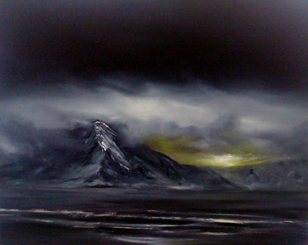 Painting By Allison Davis