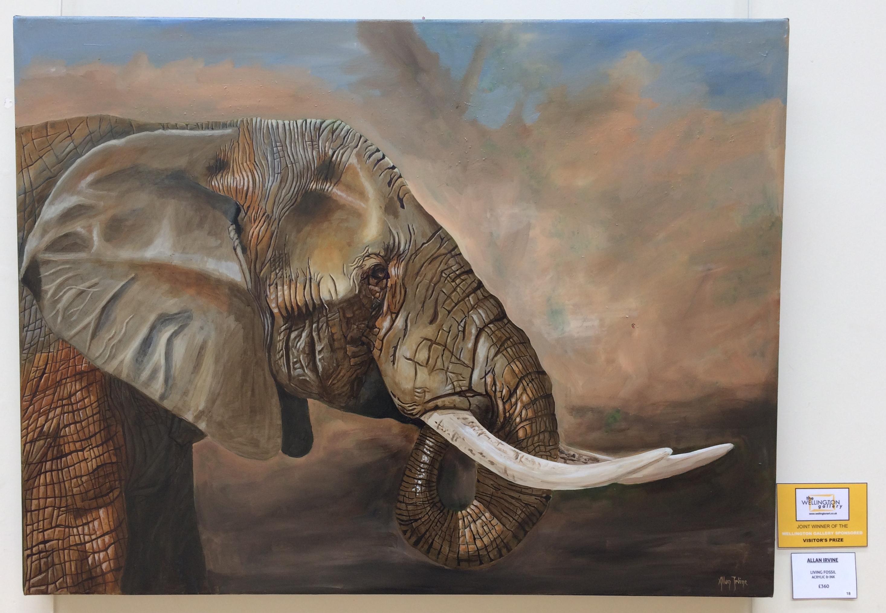 Allan Irvine, Living Fossil
