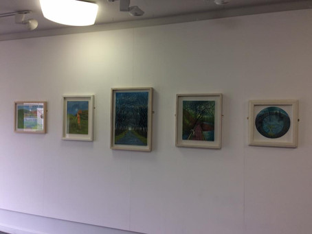 STORIES FROM THE SHIRE: AN EXHIBITION OF WORK BY LOUISE HIGGINS