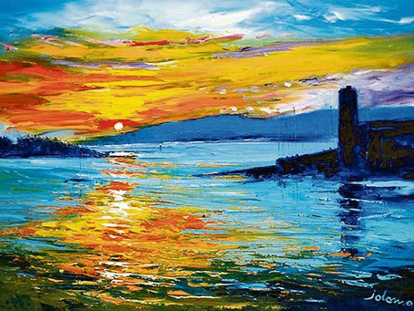 Maclaurin Gallery Exhibition John Lowrie Morrison OBE