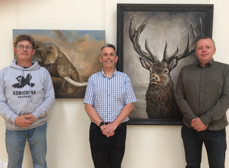 North Ayrshire Open Art Favourites!