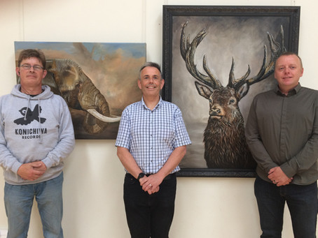 North Ayrshire Open Art Favourites!