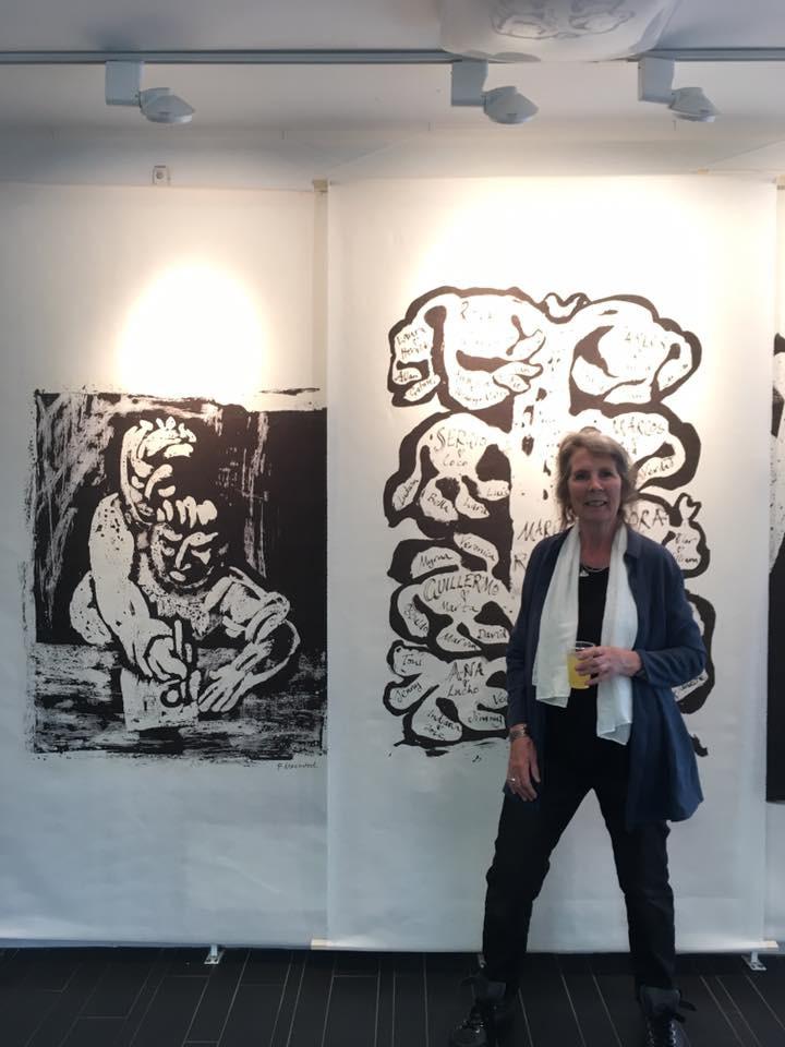 Fiona Macintosh Exhibition