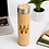 Thumbnail: Personalized Insulated Bamboo Water Bottles