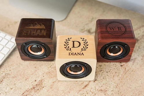 Personalized Bluetooth Speakers