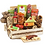 Thumbnail: California Delicious Meat and Cheese Gift Crate Deluxe