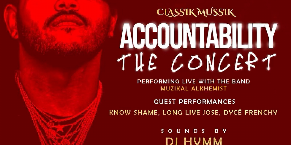 Classik Mussik Accountability Concert - Dallas Unplugged