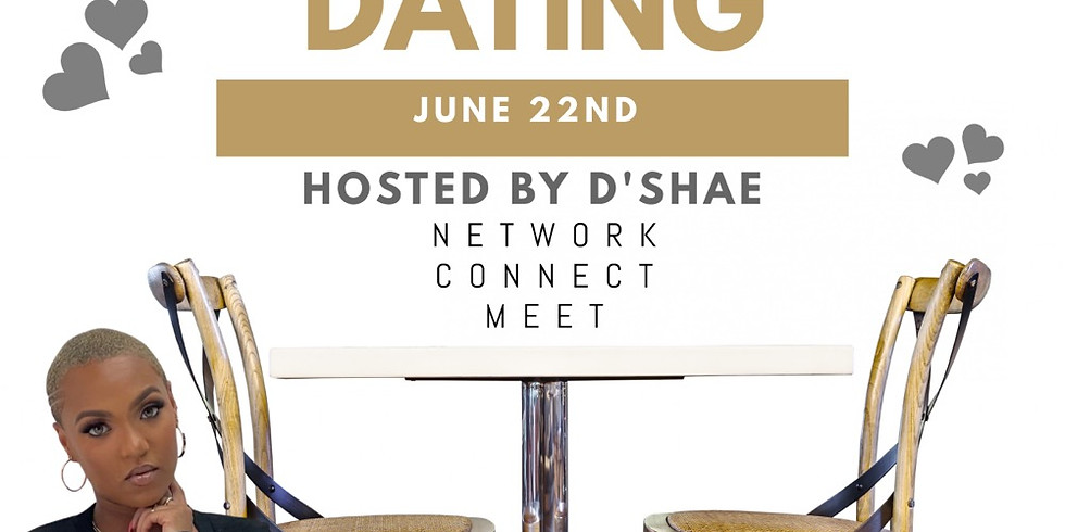 Lovers & Friends Speed Dating Hosted by D'Shae