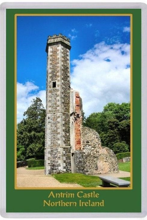 Antrim Castle Fridge Magnet