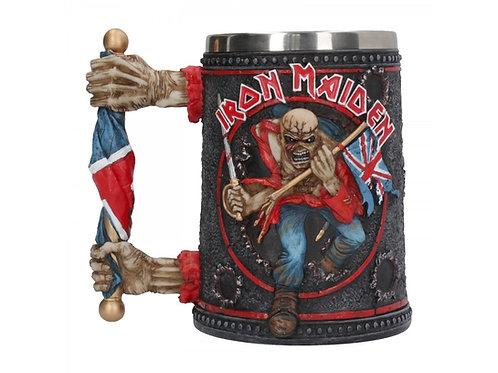 Iron Maiden 14cm Tankard