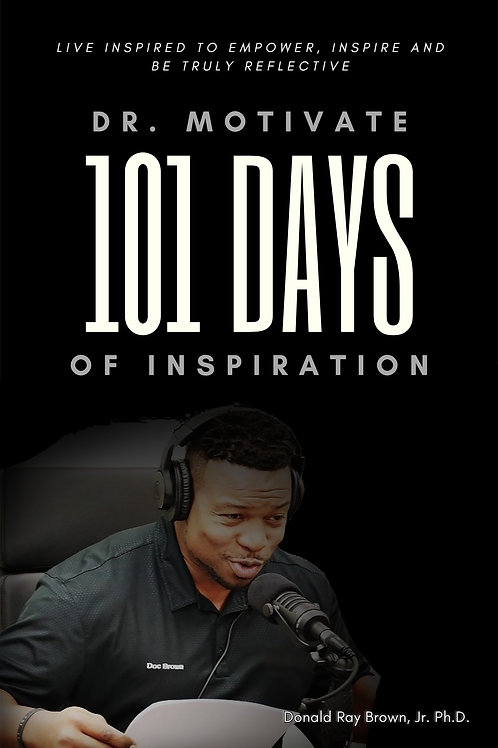 101 Days of Inspiration - Pre-Order